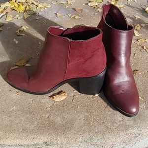 Expression Shoes - Leather boots